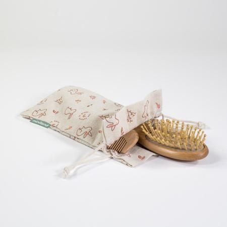 Slika Miniland® Otroški set za nego las Bunny