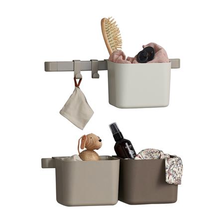 Leander® 3x organizatorji in 2x krajši nosilec Cappuccino