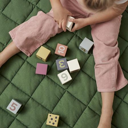 Slika Kids Concept® Igralna podloga Green