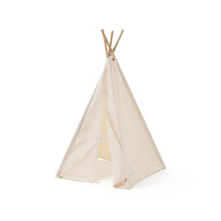 Slika Kids Concept® Mini šotor White/Beige