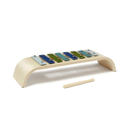 Slika Kids Concept® Leseni ksilofon Blue