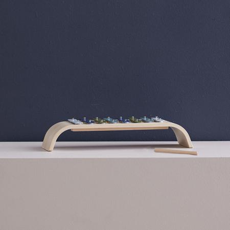 Kids Concept® Leseni ksilofon Blue
