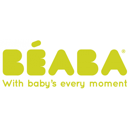 Beaba® Set posodic za shranjevanje Grey/White