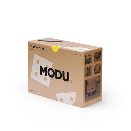 Modu® Explorer Set Yellow