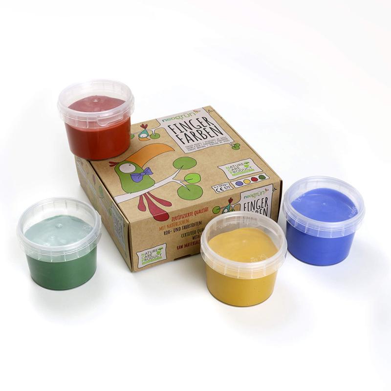 Neogrün® Set prstnih barv Aki