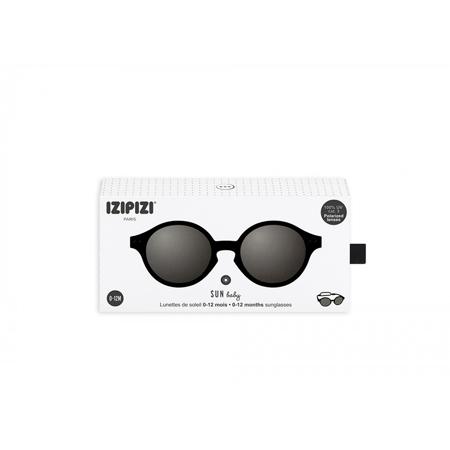Izipizi® Otroška sončna očala (0-12m) Black
