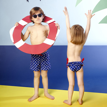 Izipizi® Otroška sončna očala (3-5L) Milk