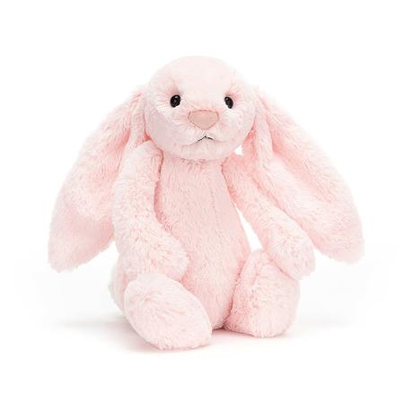 Jellycat® Plišasti zajček Bashful Pink Large 36cm