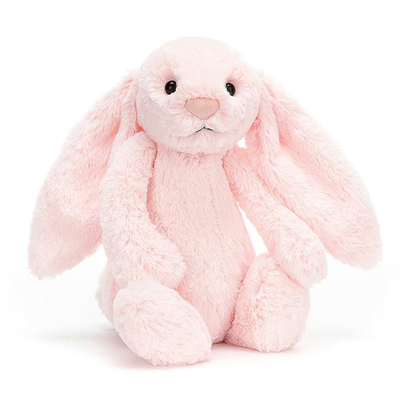 Jellycat® Plišasti zajček Bashful Pink Huge 51cm