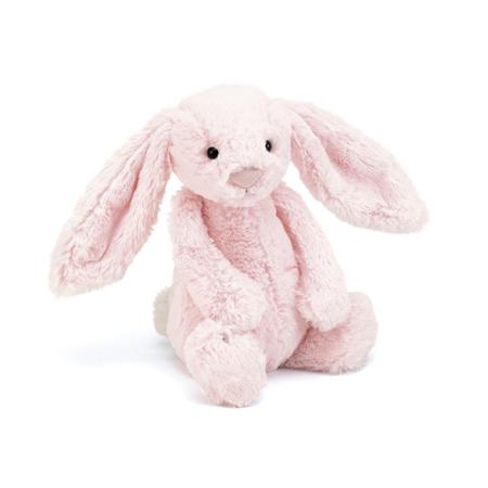 Slika Jellycat® Plišasti zajček Bashful Pink Medium 31cm