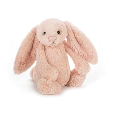 Slika Jellycat® Plišasti zajček Bashful Blush Medium 31cm