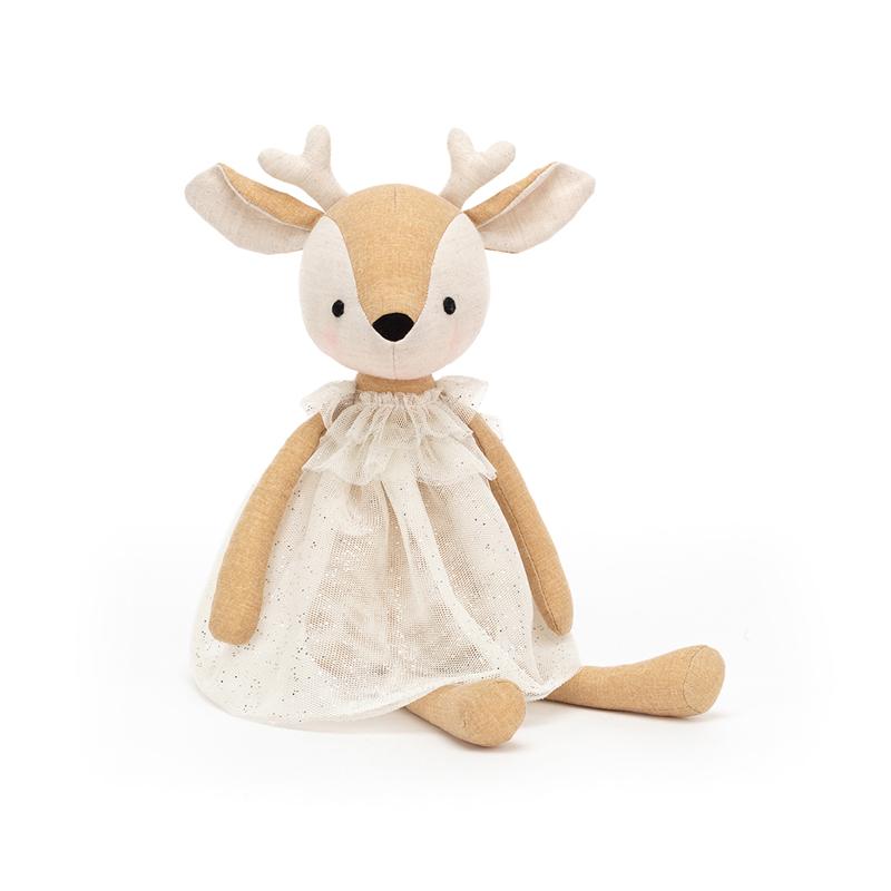 Jellycat® Plišasta igračka Jolie Fawn 30cm