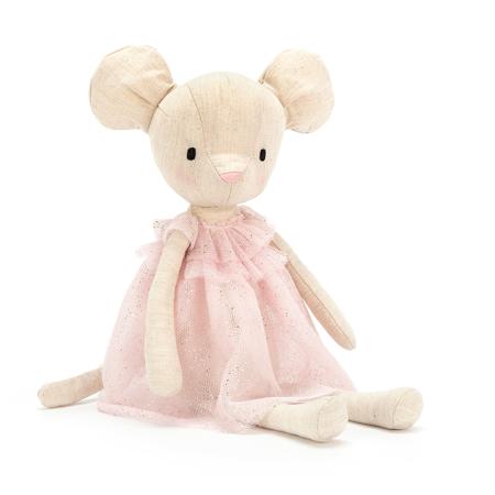 Slika Jellycat® Plišasta igračka Jolie Mouse 30cm