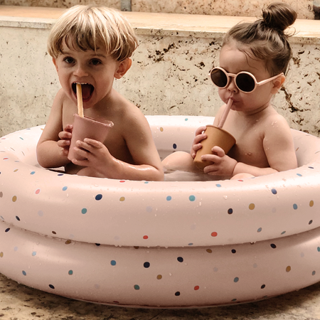 Liewood® Otroški bazen Leonore Confetti Mix