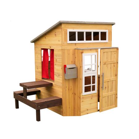 Slika KidKraft®  Otroška lesena hiška Modern