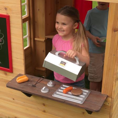 KidKraft®  Otroška lesena hiška Modern