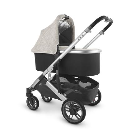 UPPAbaby® Voziček s košaro 2v1 Cruz V2 2020 Sierra
