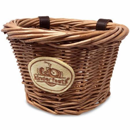 Slika Kinderfeets® Pletena košara za poganjalec