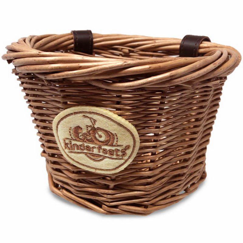 Kinderfeets® Pletena košara za poganjalec