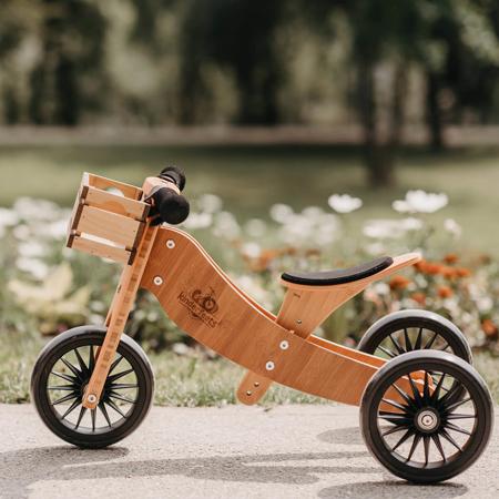 Kinderfeets® Lesen poganjalec Tiny Tot Plus 2v1 Bamboo