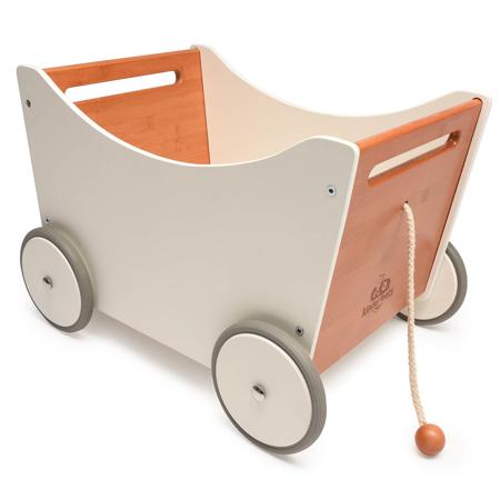 Slika Kinderfeets® Lesen zabojnik na kolesih