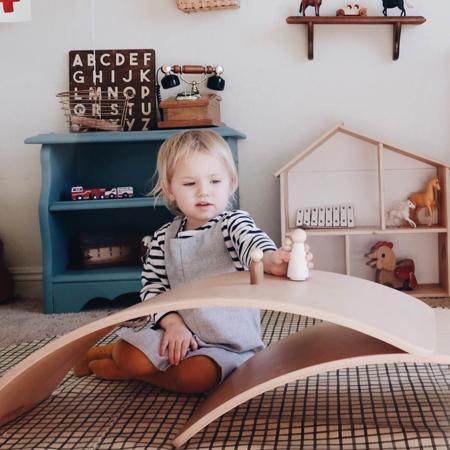 Kinderfeets® Deska za ravnotežje Rose