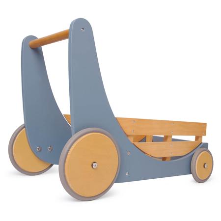 Slika Kinderfeets® Lesen voziček za igrače in urjenje hoje Slate Blue