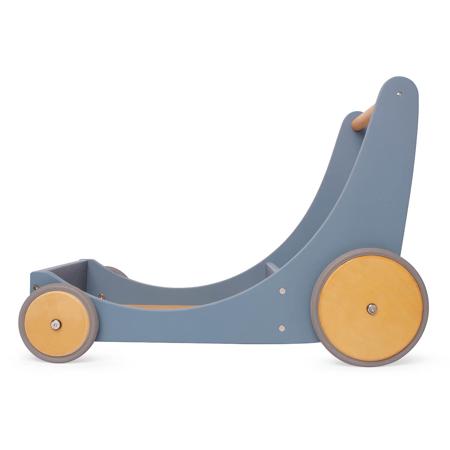 Kinderfeets® Lesen voziček za igrače in urjenje hoje Slate Blue