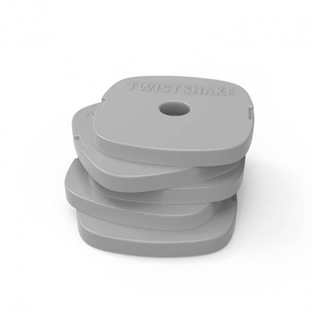 Slika Twistshake®  Hladilni vložki Grey 5 kosov
