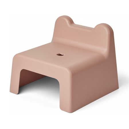Slika Liewood® Mini stolček Harold Coral Blush