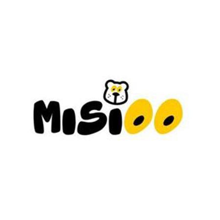Misioo® Lesen tobogan White