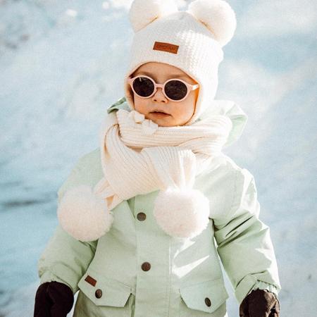 Izipizi® Otroška sončna očala (3-5L) Pastel Pink