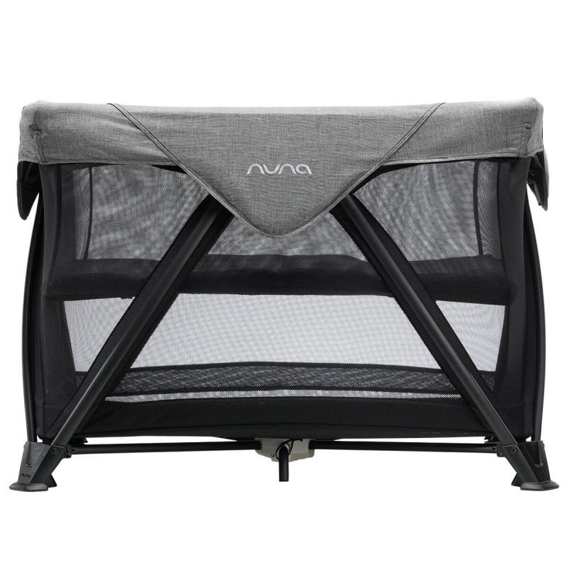 Nuna® Sena Aire prenosna posteljica Charcoal