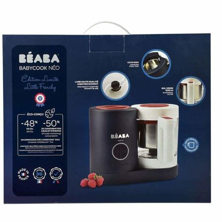 Beaba® Babycook Kuhalnik French Touch s stekleno posodo