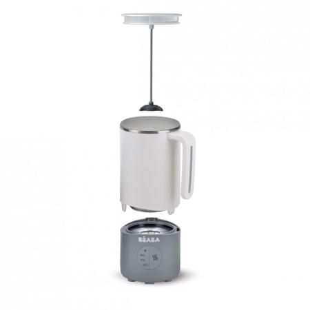 Beaba® Procesor za pripravo mleka White/Grey