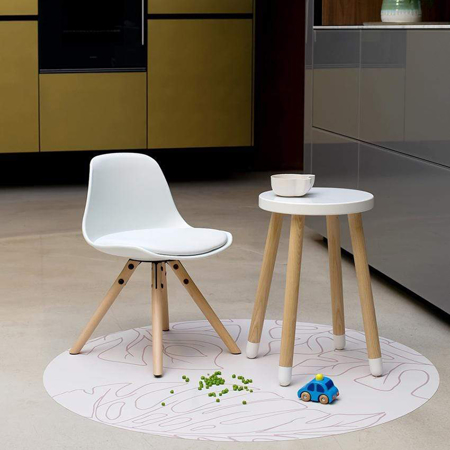 Toddlekind® Večnamenska podloga Jungle Beige