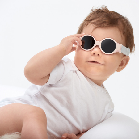 Slika Beaba® Otroška očala (0-9m) Pearl Blue