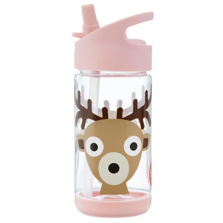 Slika 3Sprouts® Steklenička s slamico Jelenček