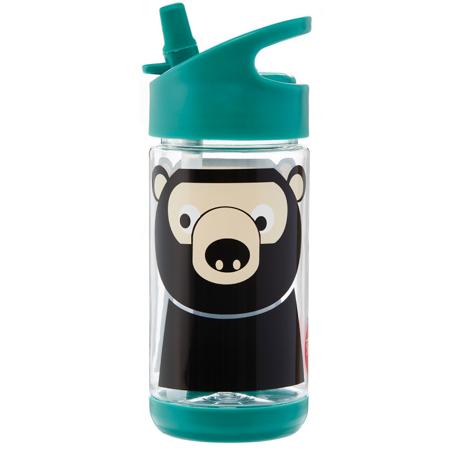 Slika 3Sprouts® Steklenička s slamico Medvedek