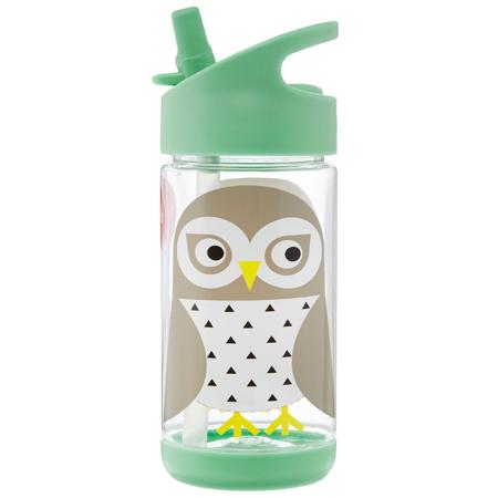 Slika 3Sprouts® Steklenička s slamico Sovica