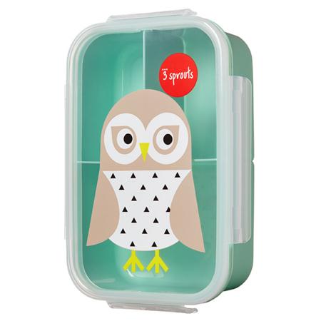 Slika 3Sprouts® Škatlica za malico Sovica