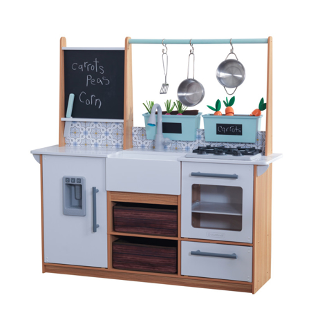 Slika KidKraft® Otroška kuhinja z dodatki Farmhouse