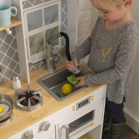 KidKraft® Otroška kuhinja z dodatki Let's Cook