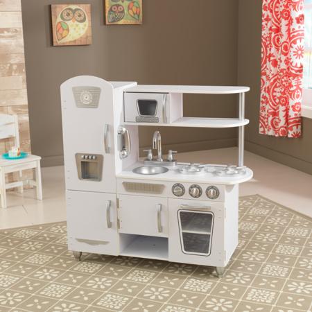 KidKraft® Otroška kuhinja Vintage White