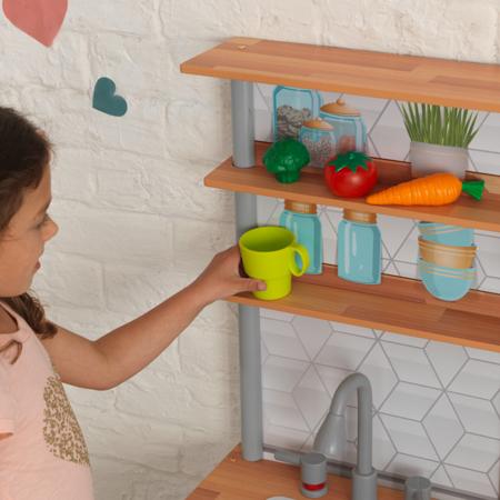 KidKraft® Otroška kuhinja z dodatki Gourmet Chef