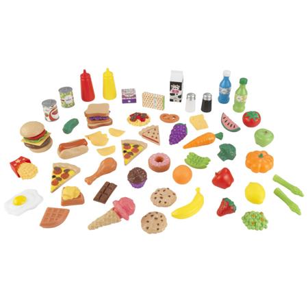 Slika KidKraft® 65-delni igralni set Food