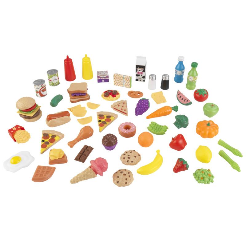 KidKraft® 65-delni igralni set Food