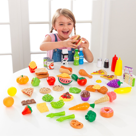 KidKraft® 65-delni igralni set Food