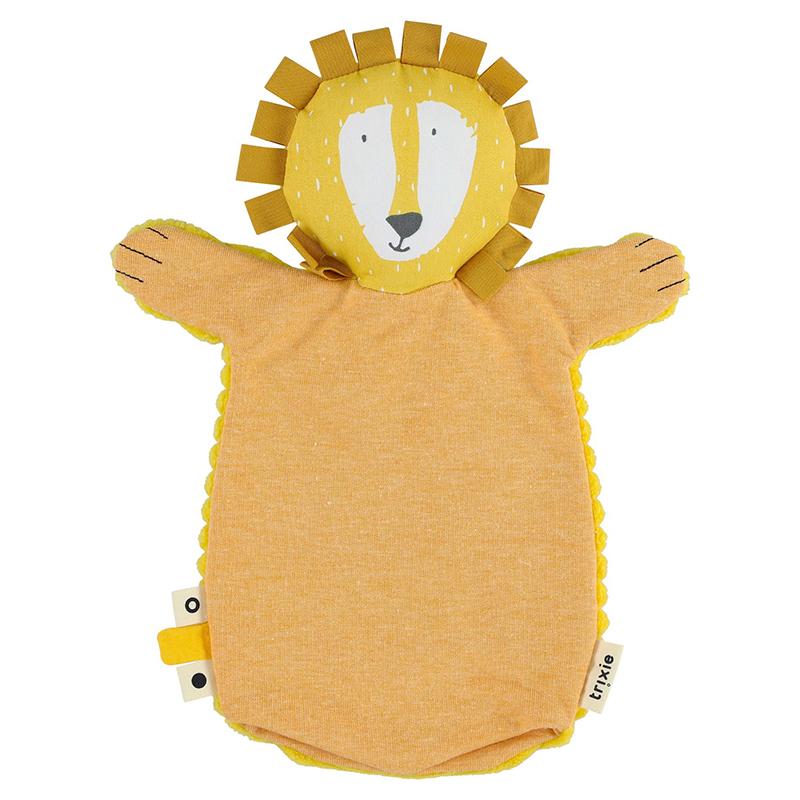 Trixie Baby® Ročna lutka Mr. Lion