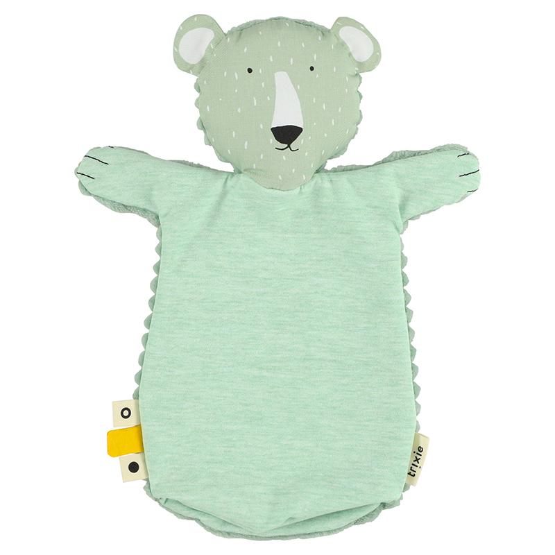 Trixie Baby® Ročna lutka Mr. Polar Bear
